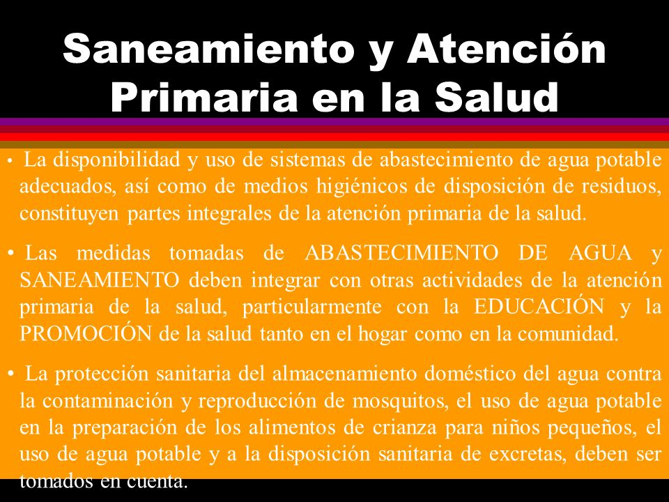 L. CONDUCCION L. ADUCCION RED DISTRIBUCION PLANTA DE TRATAMIENTO