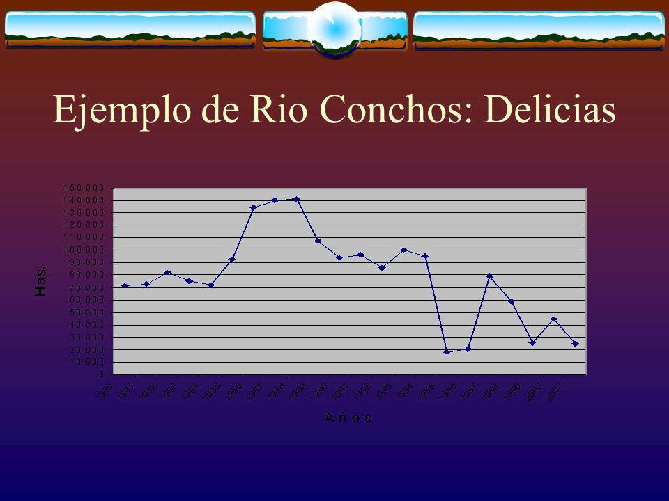 Ejemplo de Rio Conchos: Delicias
