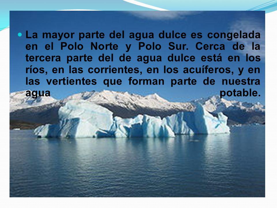 El agua es compuesta de hidrógeno y oxígeno.