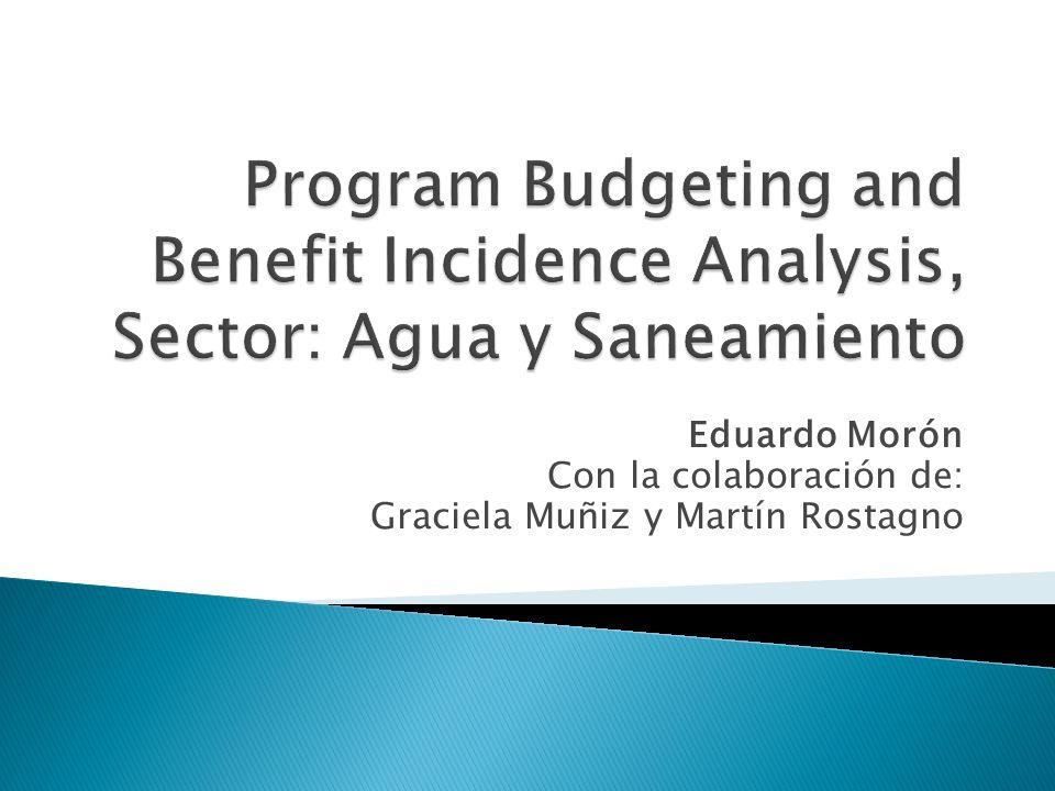 La eficiencia del sector estará marcada entre otros aspectos por la capacidad de ejecutar el presupuesto establecido.