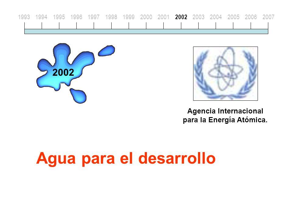 Agencia Internacional para la Energía Atómica.