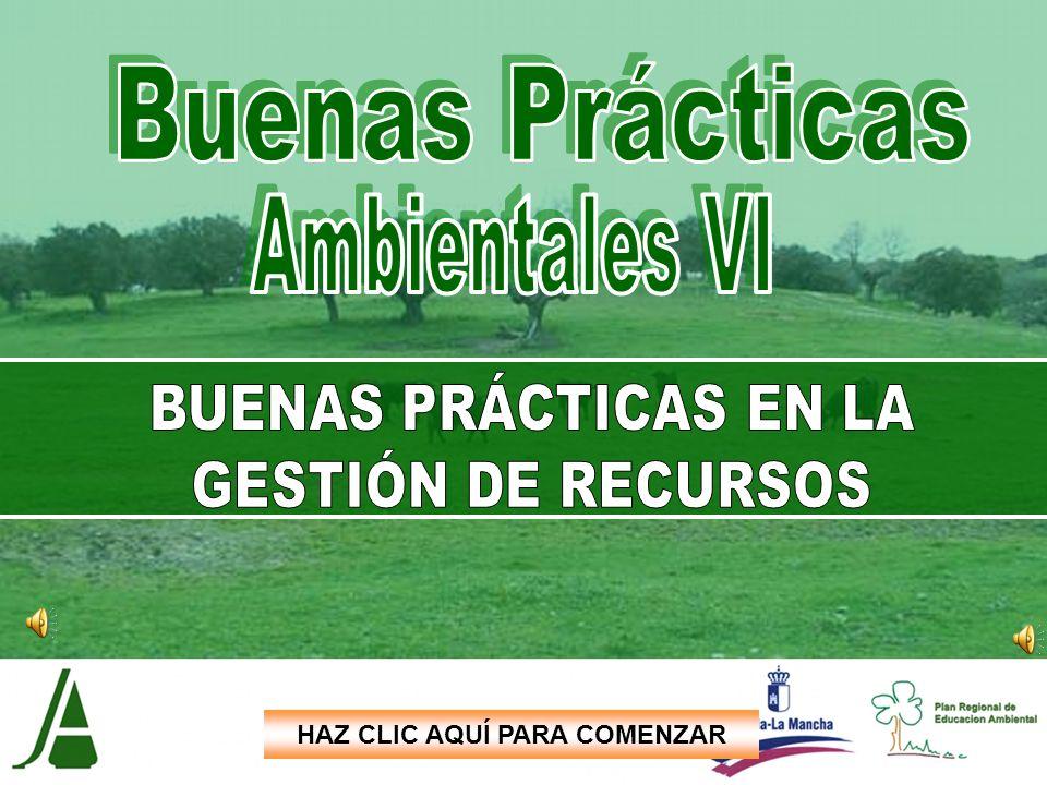 MENU 1.USO EFICIENTE DEL AGUA 2. BUENAS PRÁCTICAS EN EL ABONADO 3.