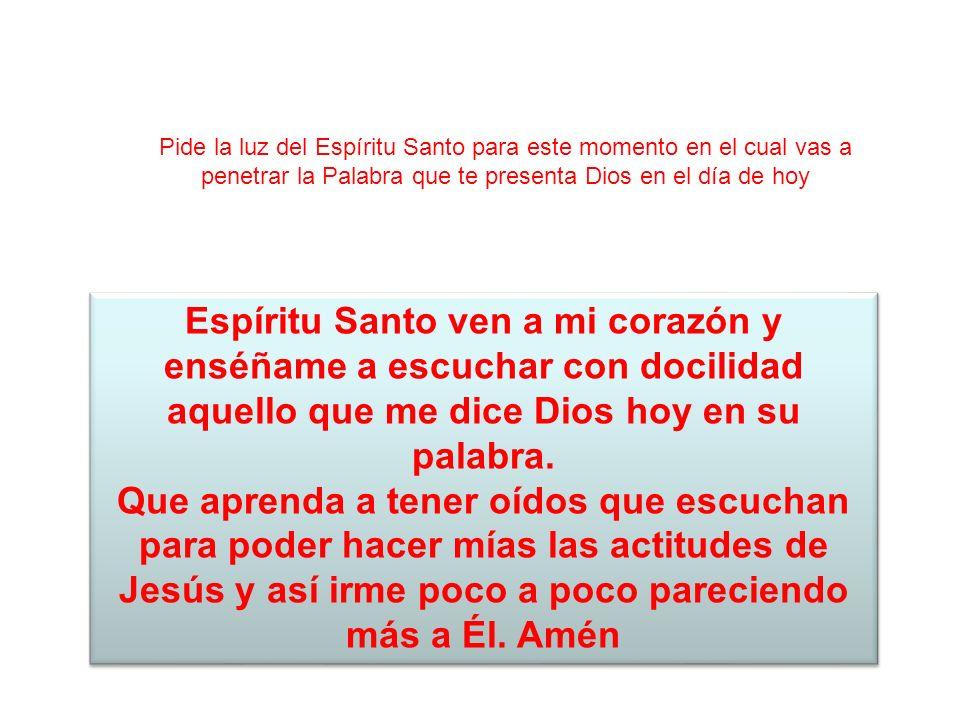 JESÚS, CANSADO DEL CAMINO, SE ACERCÓ AL POZO DE SICAR.