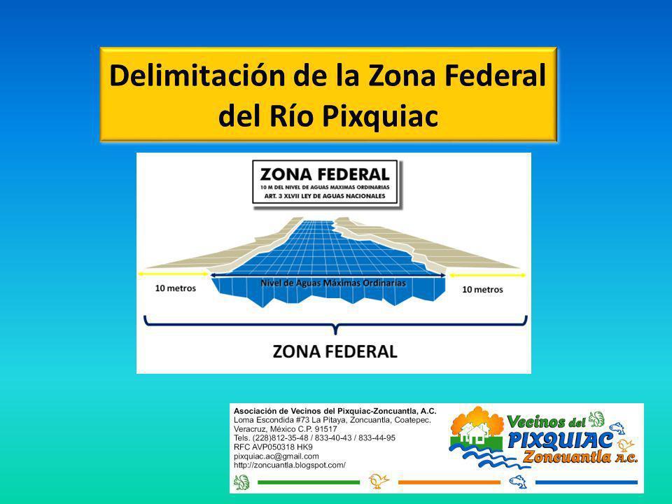 Monitoreo Comunitario Mensual desde 2005 de la calidad del agua del rio Pixquiac, en 3 puntos de su recorrido por Zoncuantla, Coatepec, Ver.