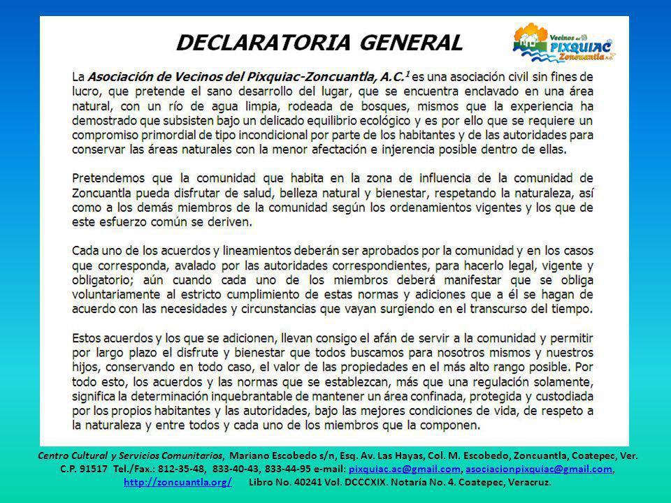Centro Cultural y Servicios Comunitarios, Mariano Escobedo s/n, Esq.