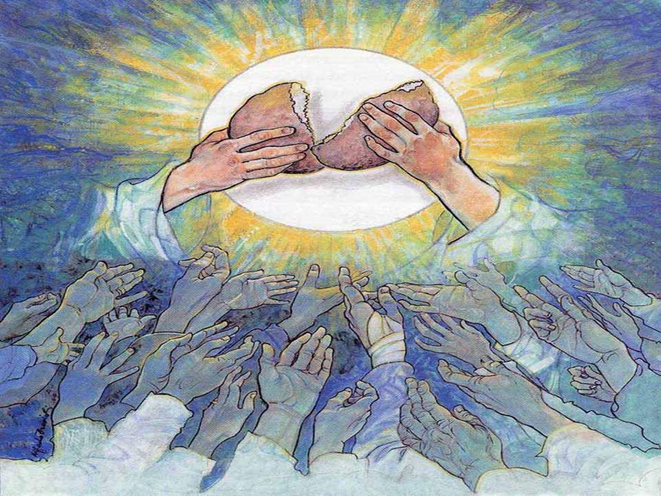 ¿Cómo puedo dar gracias a Dios, si me da de comer y beber sólo a mí y mi vecino sufre hambre y sed….