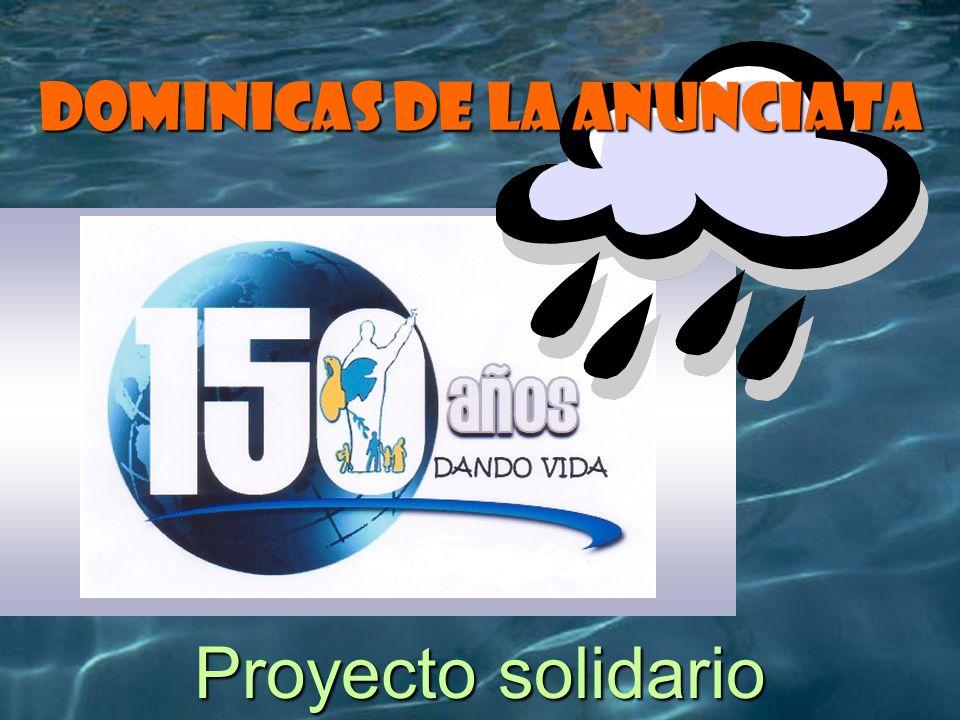 Dominicas de la Anunciata Proyecto solidario