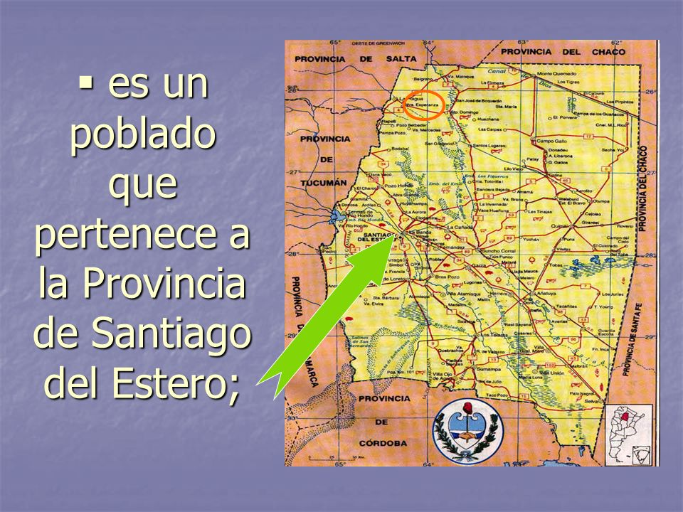 para viajar hasta el poblado desde Buenos Aires, es necesario hacer 20 horas en autobús y así llegar primero a Monte Quemado.