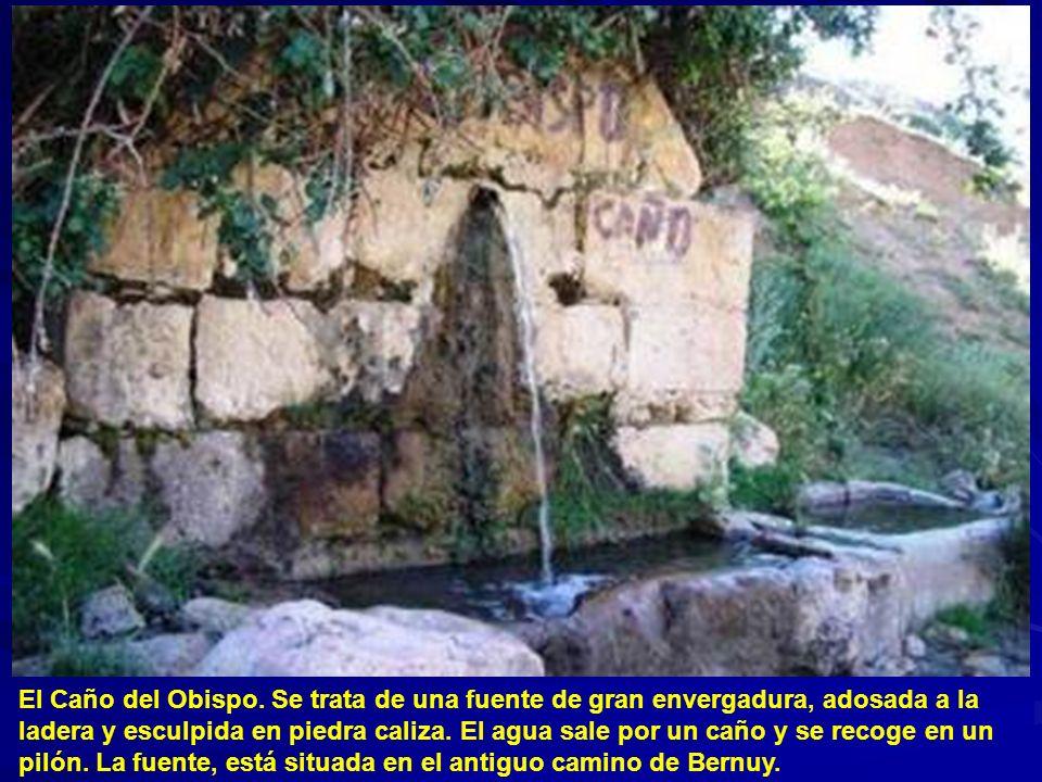 Fuente de las Delicias, data de 1890, pero se llama popularmente el caño del tío pintao ya que se encuentra en la calle del tío Pintao del barrio de S