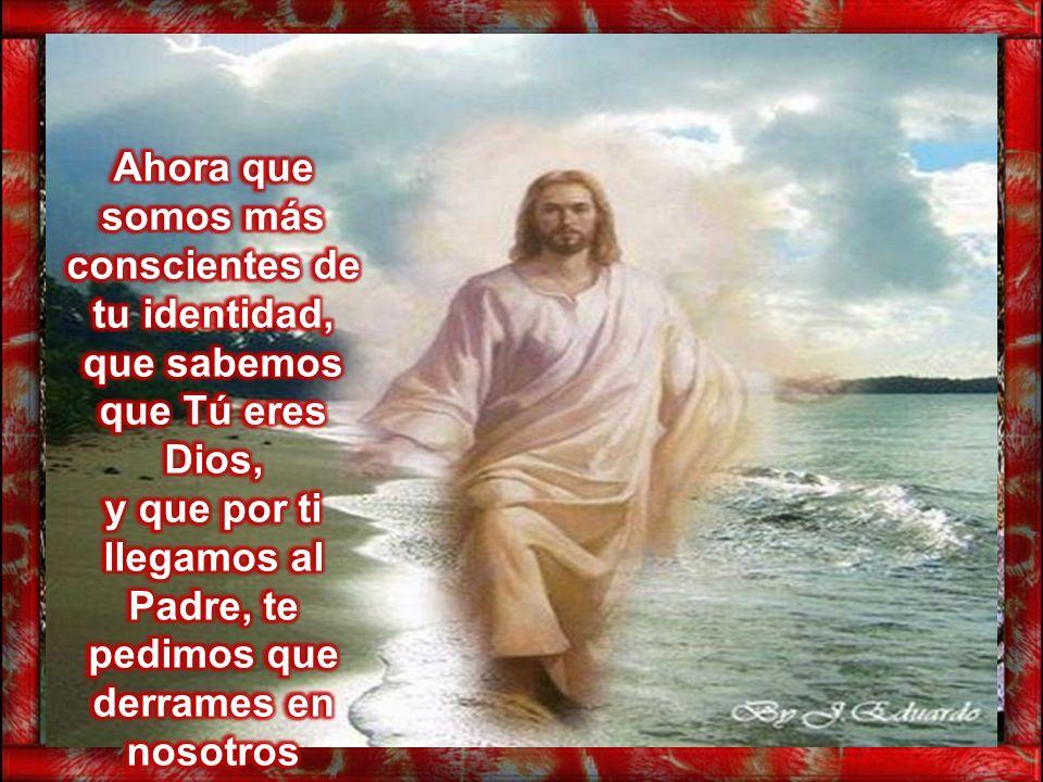 Niño Dios, Señor Jesús, Tú el HIJO amado del Padre, Aquel que has venido a revelarnos el amor eterno de Dios, que tanto nos amó que te envió a ti, par