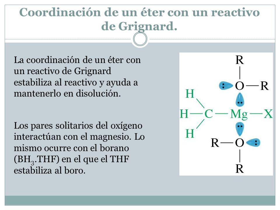 Utilización de los sulfuros como agentes reductores Puesto que los sulfuros se oxidan fácilmente, se suelen utilizar como agentes reductores Los sulfuros se utilizan como un segundo paso en las reacciones de la ozonólisis para reducir el ozónido al compuesto dicarbonilo.