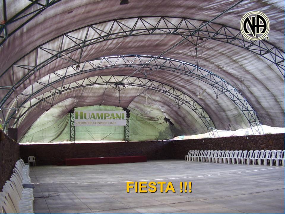 FIESTA !!!