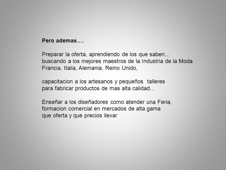 Pero ademas….