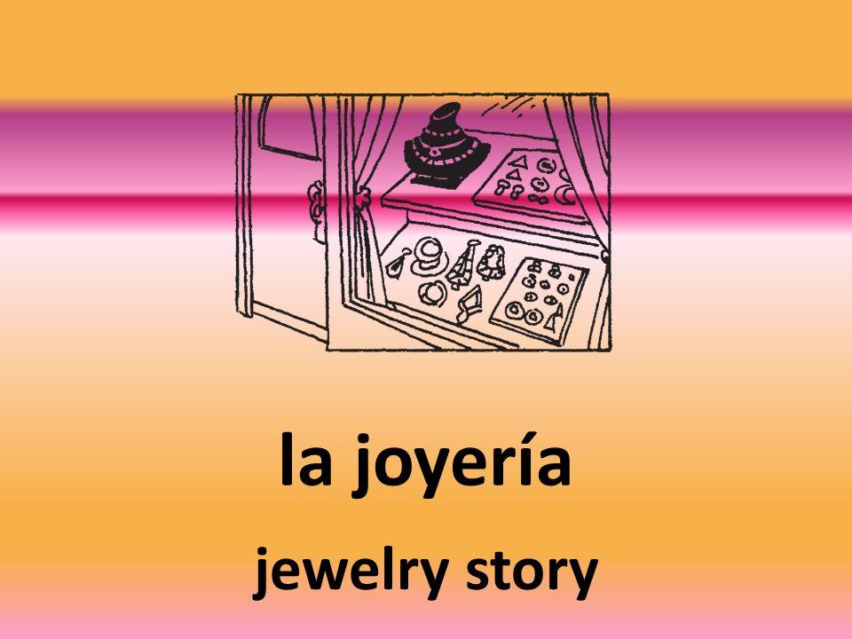 la joyería jewelry story