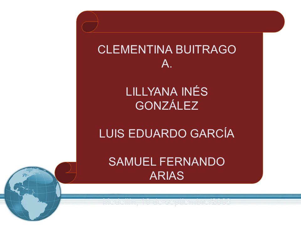 CLEMENTINA BUITRAGO A.