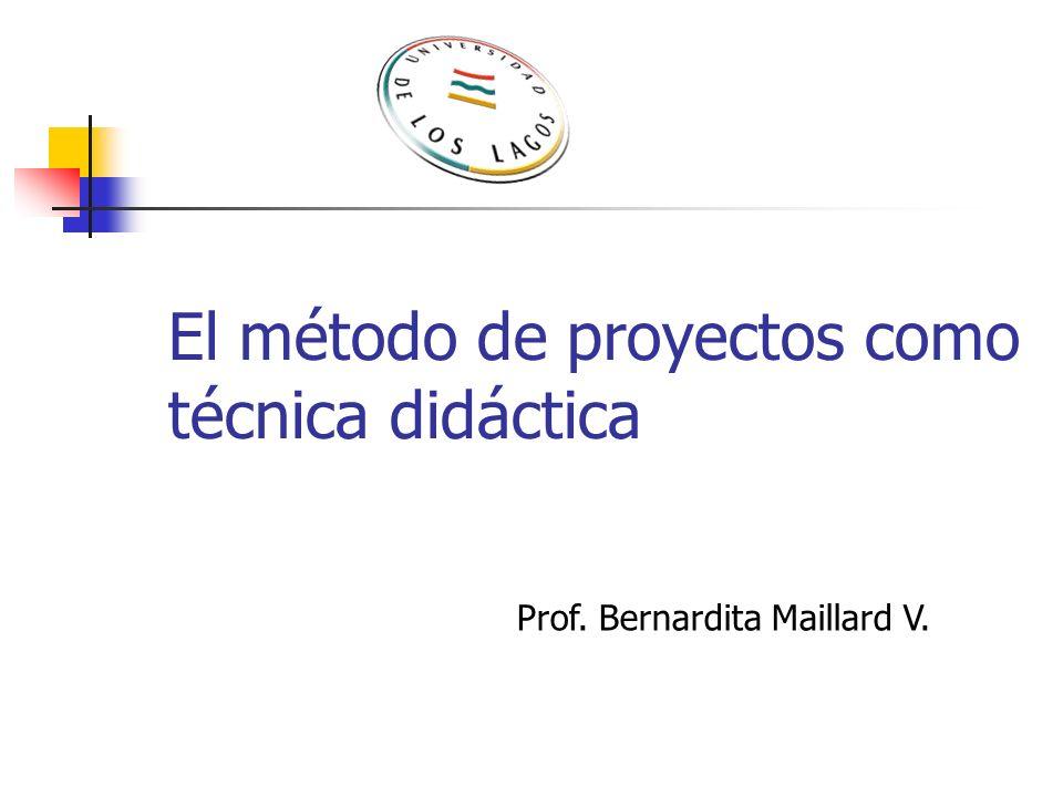 El método de proyecto como técnica didáctica Estrategia Transdisciplinaria(Hernández, 1998): Tiene relación con un amplia gama de técnicas de Enseñanza y aprendizaje.