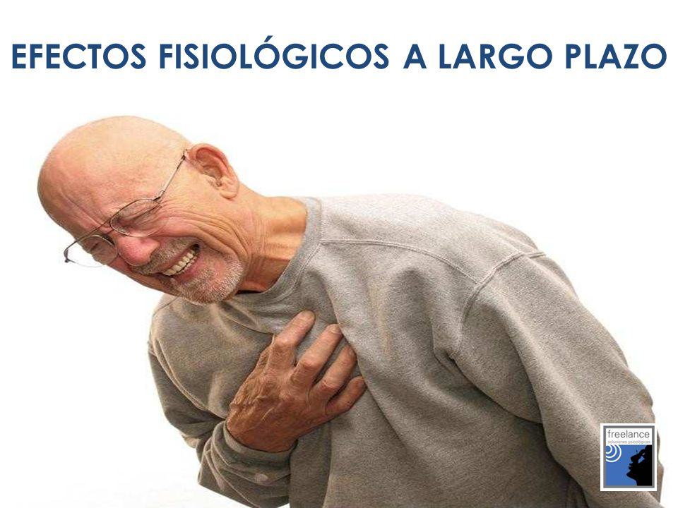 EFECTOS FISIOLÓGICOS A LARGO PLAZO