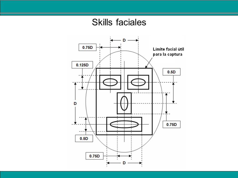 Skills faciales