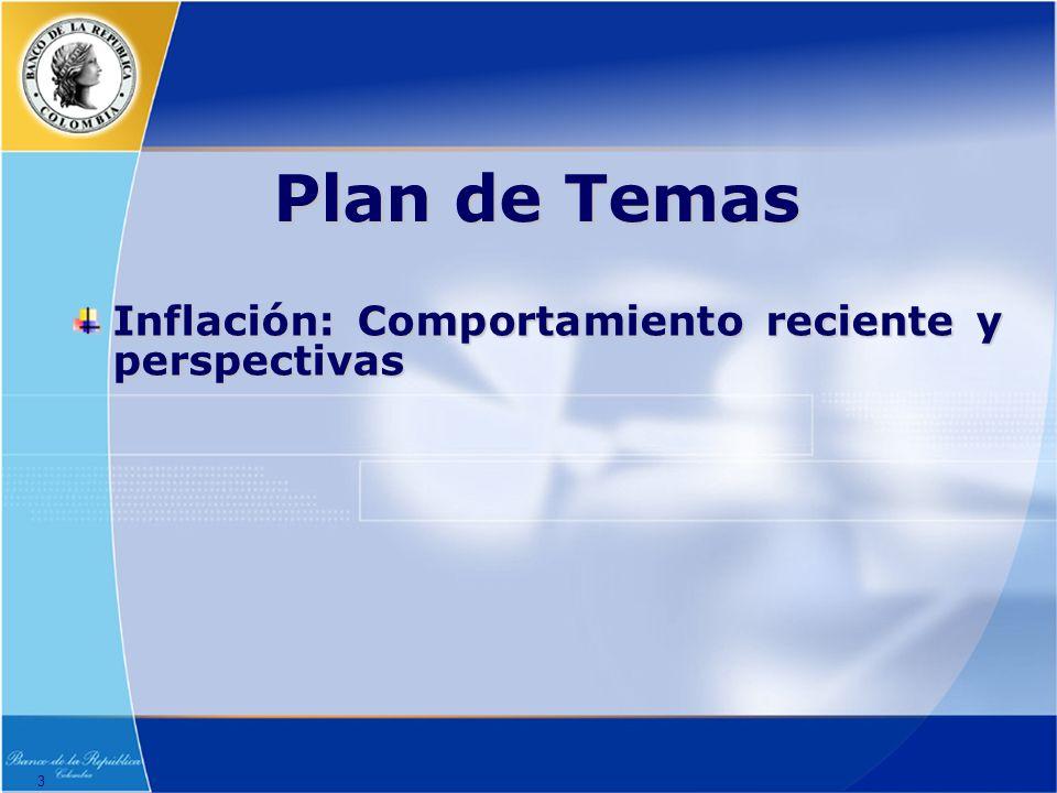 34 La demanda externa ha sido muy dinámica por el buen comportamiento de nuestros principales socios comerciales, en particular el de Venezuela, en 2004 y 2005 Fuente: Analistas.