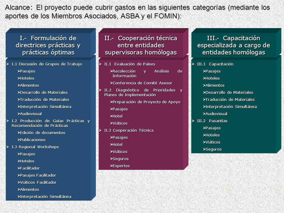 El Comité Técnico selecciona los temas en los cuales se habrá de trabajar.El Comité Técnico selecciona los temas en los cuales se habrá de trabajar.