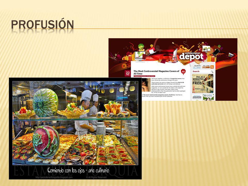 Reticencia usa una composición con el mínimo de elementos visuales.