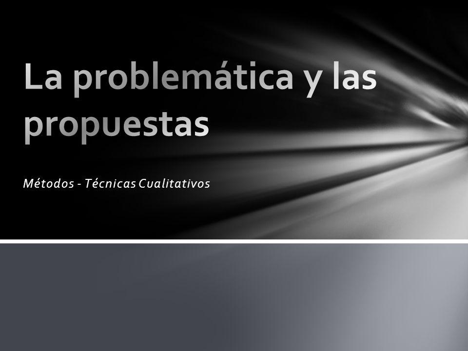 Confusión en las ciencias sociales entre lo que es una metodología y lo que son los métodos que se supeditan a la metodología.