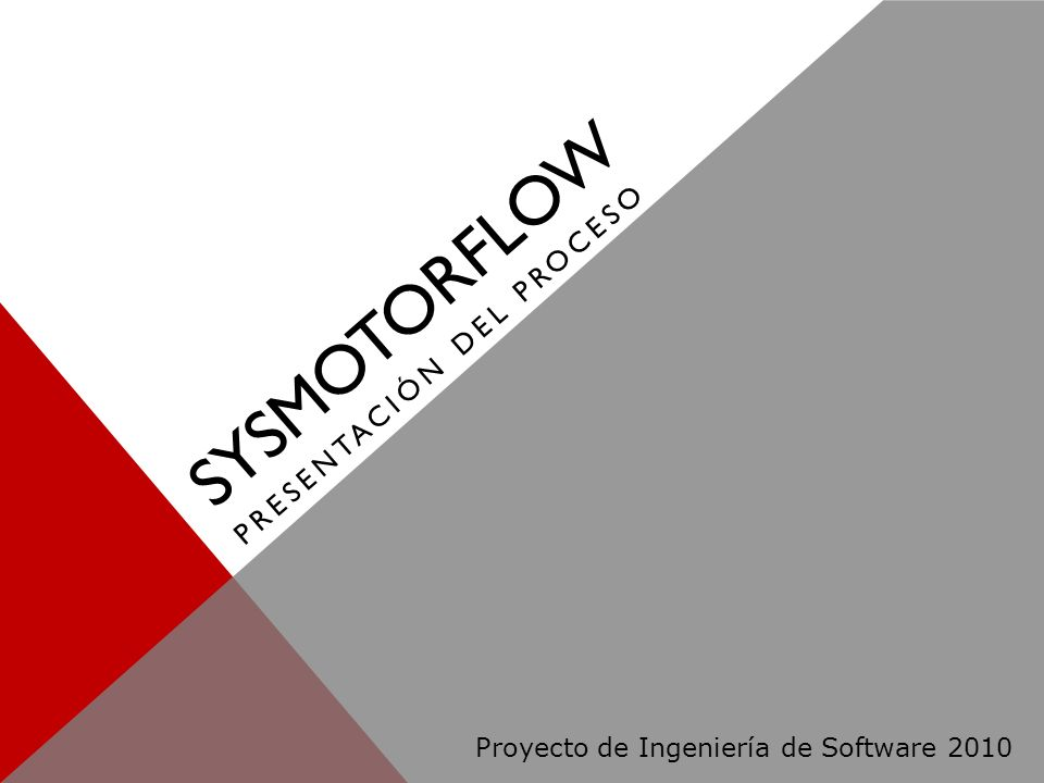 Grupo 01 Producto: Motor de WorkFlow Cliente: SisInfo Herramienta: GeneXus