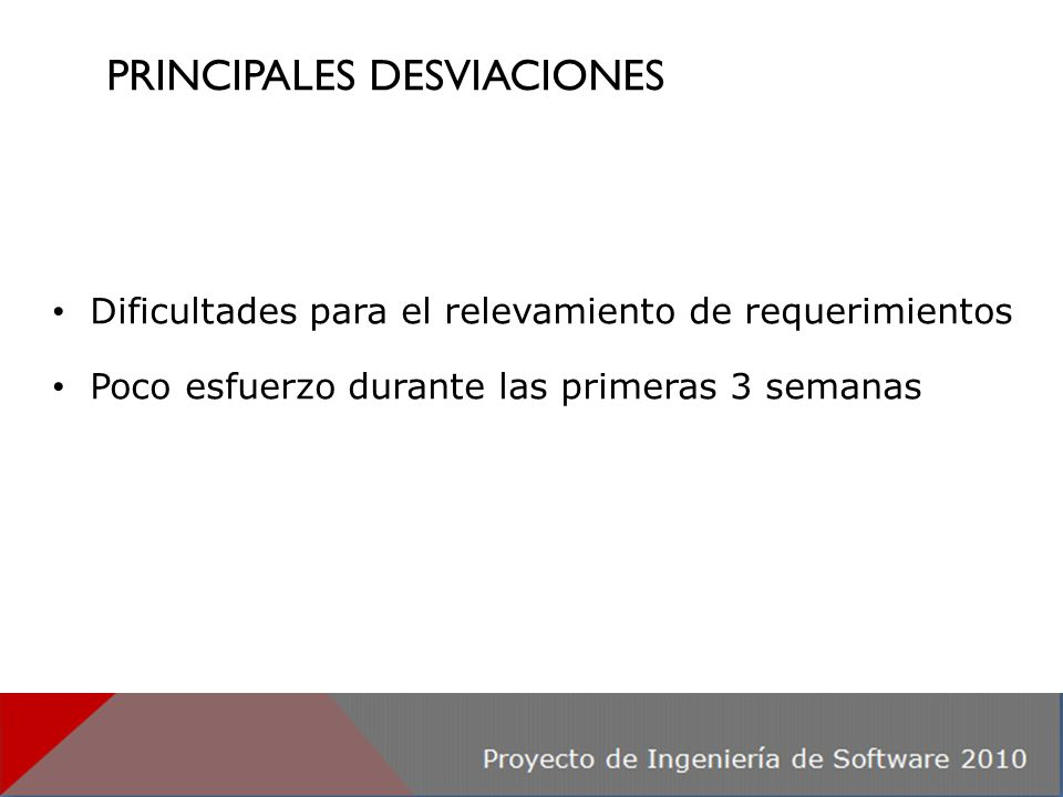 FUNCIONAMIENTO DEL EQUIPO Buen clima de trabajo Compromiso con el proyecto Reunión de integración Reunión de clausura