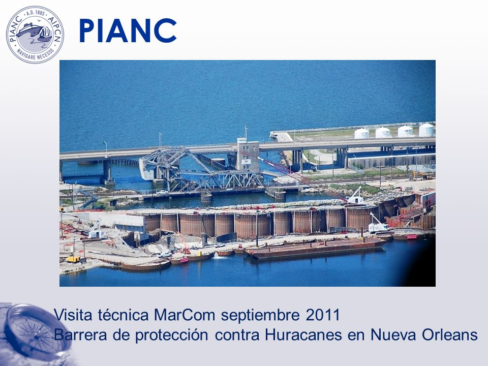 PIANC Cooperación con otras Comisiones: Permanent Task Group on Climate Change (PTG CC) Working with Nature Working with Nature Awards (EnviCom) InCom (WG156): E-Navigation for Inland Waterways InCom (WG155): Ship behaviour in Locks and Locks Approaches InCom (WG140): Semi-Probabilistic Design Concept for Inland Hydraulic Structures EnviCom (WG136): Sustainable Navigation EnviCom (WG150): Sustainable Maritime Navigation RecCom (WG147): Guidelines for Facilitation and Integration among Recreational, Fishery and Commercial Navigation