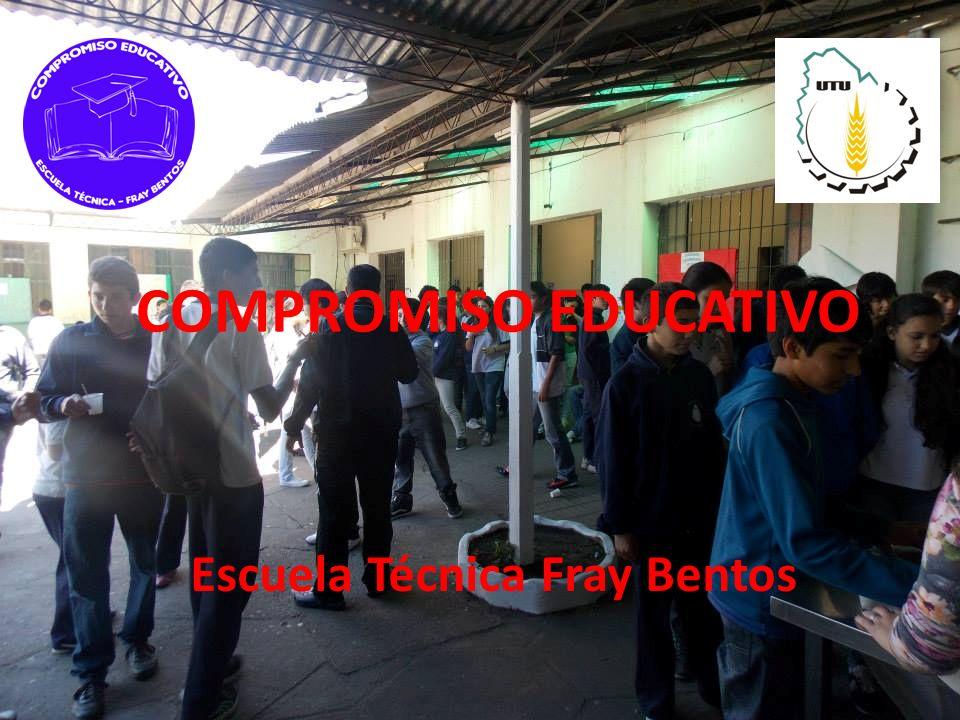 COMPROMISO EDUCATIVO Escuela Técnica Fray Bentos