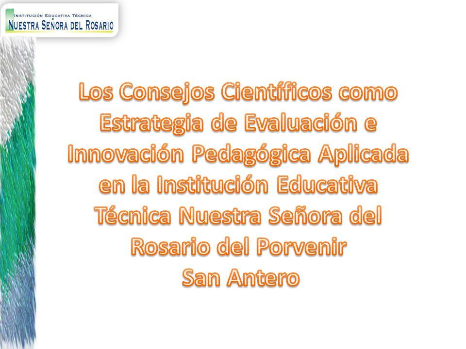 LA INSTITUCIÓN EDUCATIVA TÉCNICA NUESTRA SEÑORA DEL ROSARIO, fue fundada en el año de 1938 como Centro Educativo, y para el año 2000 incorporó la parte técnica, la cual fue reconocida mediante Decreto Nº 00107 del 20 de Septiembre de 2002, cuenta con una sede principal, ubicada en el corregimiento del EL PORVENIR; y las sedes de: BIJAITO, GRAU, EL PEÑON y CERRO PETRONA.