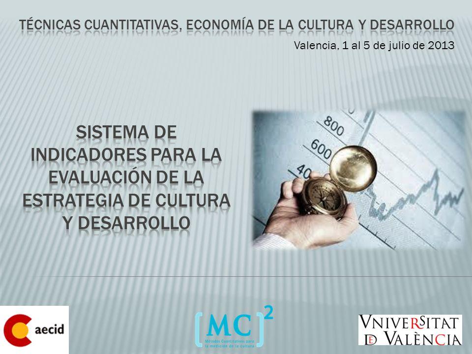 Valencia, 1 al 5 de julio de 2013