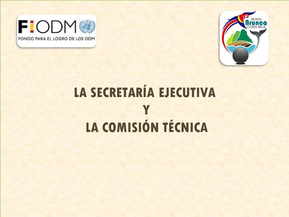 CONFORMACIÓN DE LAS COMISIONES TEMÁTICAS