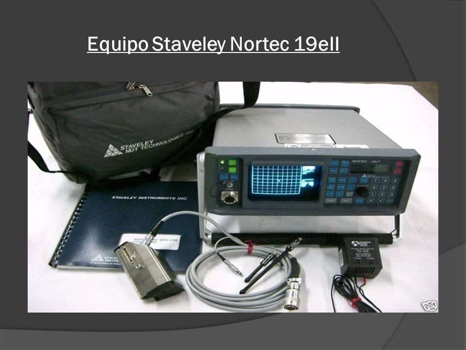 Equipo Staveley Nortec 19eII