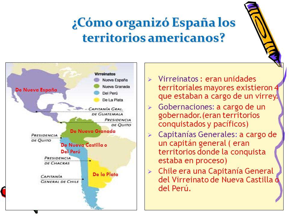 En nuestro país se extiende desde el Desastre de Curalaba en 1598 hasta la Independencia de Chile en 1810 con la creación de la Primera Junta de Gobierno.