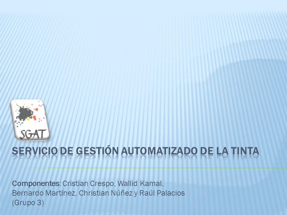 Introducción a SGAT Definición Criterios Alcance Modelo de negocio Análisis de Valor Funcionalidades Análisis de costes Viabilidad Técnica Comercial Económica Evaluación de resultados Prototipo Conclusiones
