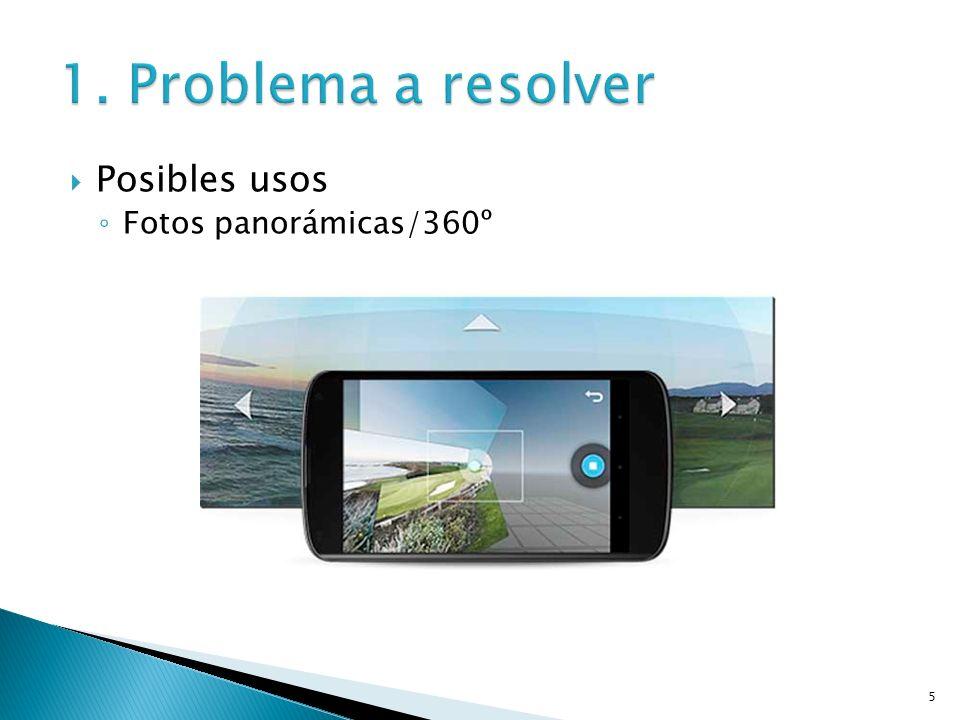 5 Posibles usos Fotos panorámicas/360º