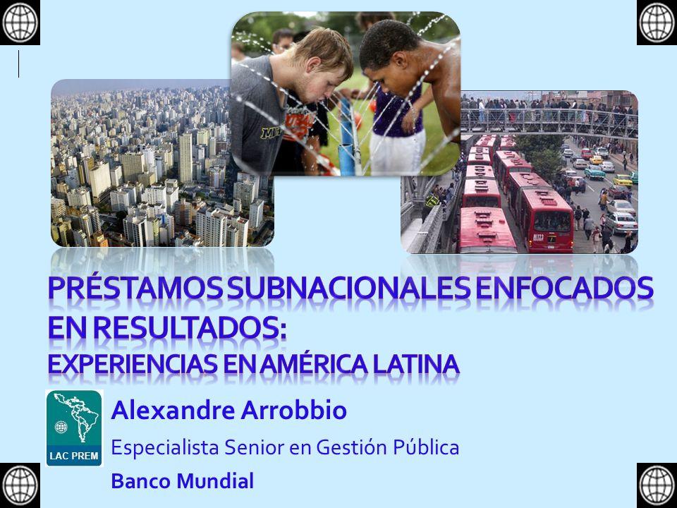 Apoyo Financiero de Libre Disponibilidad AsistenciaTécnica PARA APOYAR PROGRAMAS GUBERNAMENTALES