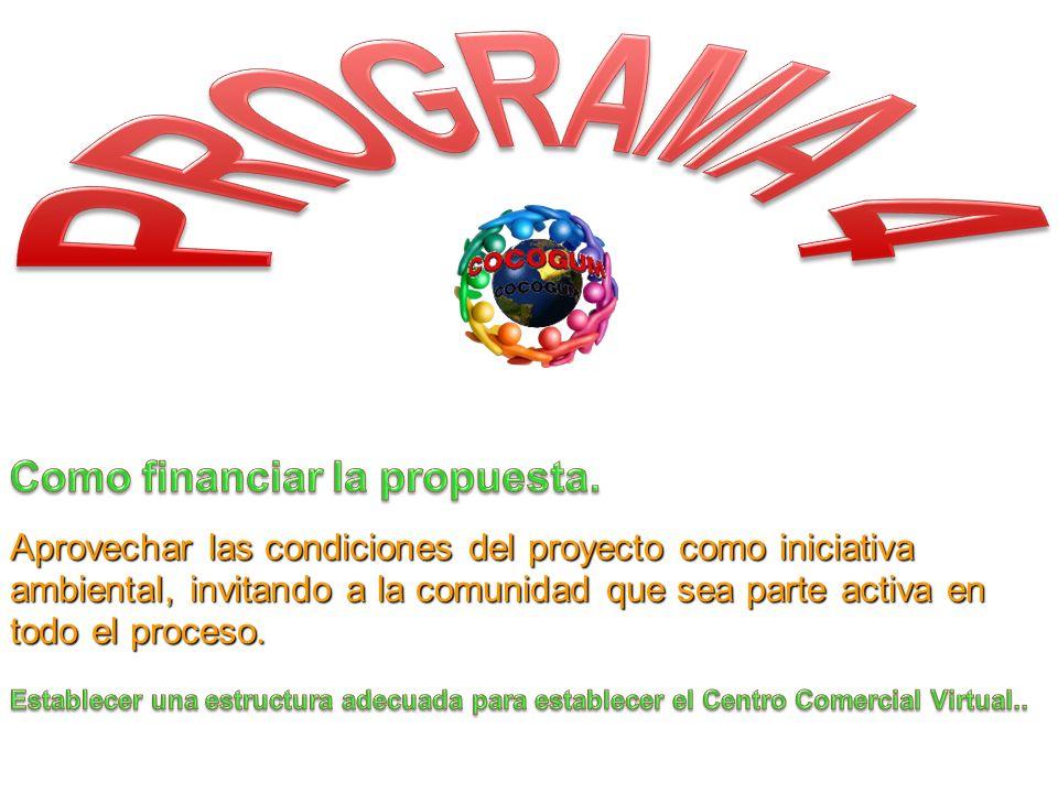 Como se consiguen los recursos para el equipo de gestión: Con parte de las utilidades, se financia la Gestión en los Municipios.