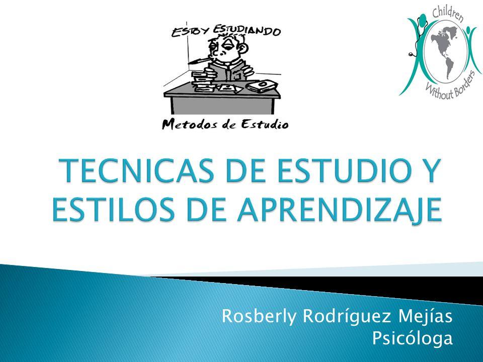 Rosberly Rodríguez Mejías Psicóloga