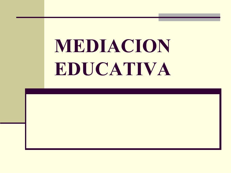 LEY DE MEDIACIÓN EDUCATIVA DEL CHACO – LEY 4711/2000 Los Artículos son casi todos los contemplados en el Plan Provincial de Mediación Escolar.