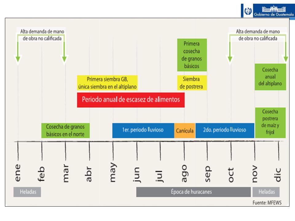 Identificación y ejecución Coordinación interinstitucional UE/MIDES-SESAN, MAGA-MINTRAB CODESAN, COMUSAN Socialización del proyecto (SESAN/MIDES/UE- GETCo) Departamental CODESAN Municipal COMUSAN Comunidad COCODE Selección de usuarios GETCo (SESAN- UE/GETCo) Asamblea comunitaria Aplicación de criterios e indicadores Realización de convenio con COCODE COCODE (Conformación de la comisión GETCo comunitaria Responsabilidades de la comisión GETCo Selección del supervisor GETCo comunitario Selección de obras Supervisión de tareas Transferencias económicas por trabajo comunitario Ejecución de la obra Supervisión, conformación de expedientes Gestión financiera y liquidación comunitaria