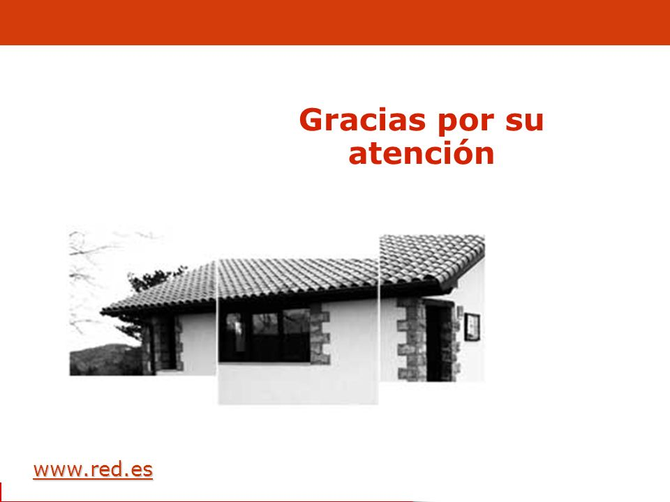 18 Gracias por su atención www.red.es