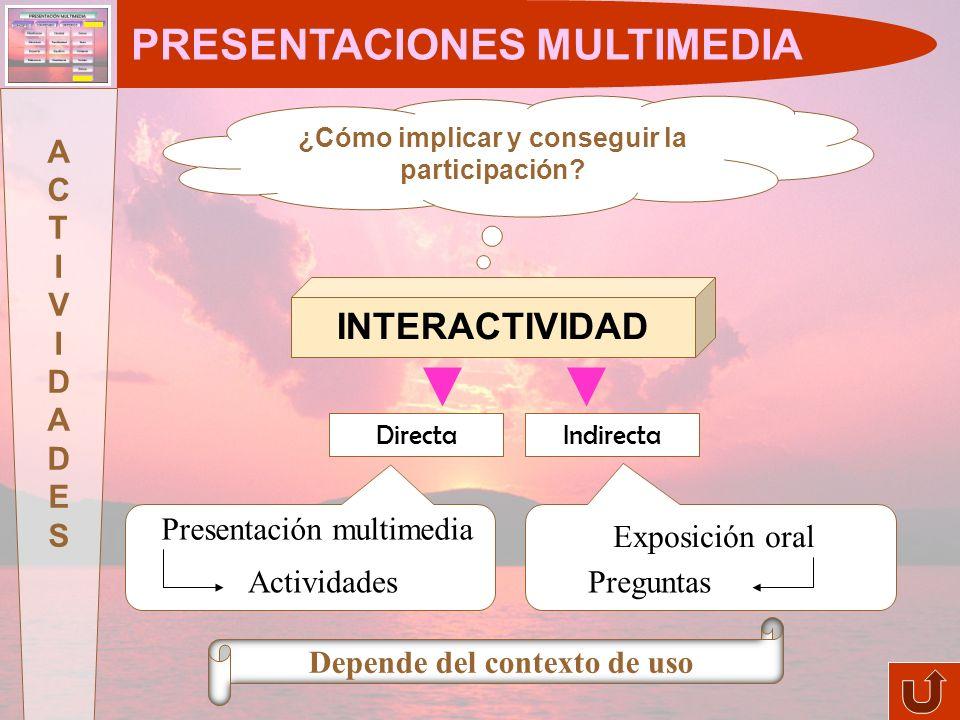 Enlaces = Hipervínculos Hipertextos Rompen la estructura lineal de la presentación. Permiten acceder a: Una página web: Universidad de ValenciaUnivers