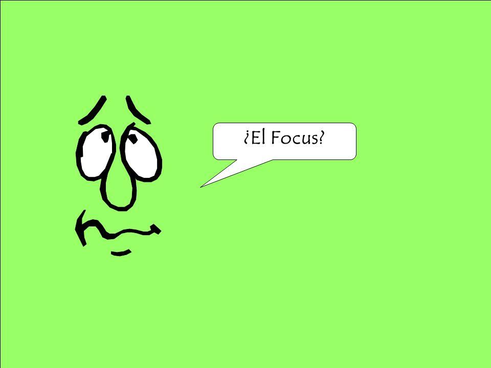 ¿El Focus