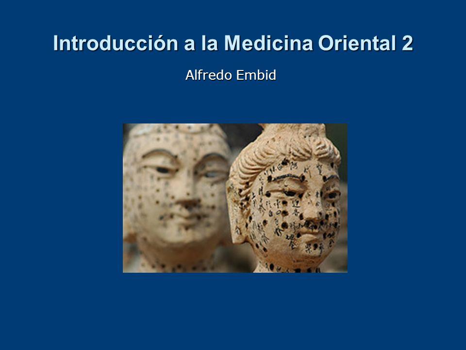 Introducción a la Medicina Oriental 2 Alfredo Embid