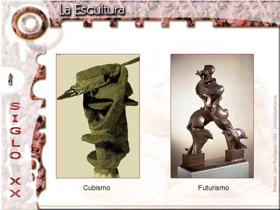 Cubismo Futurismo