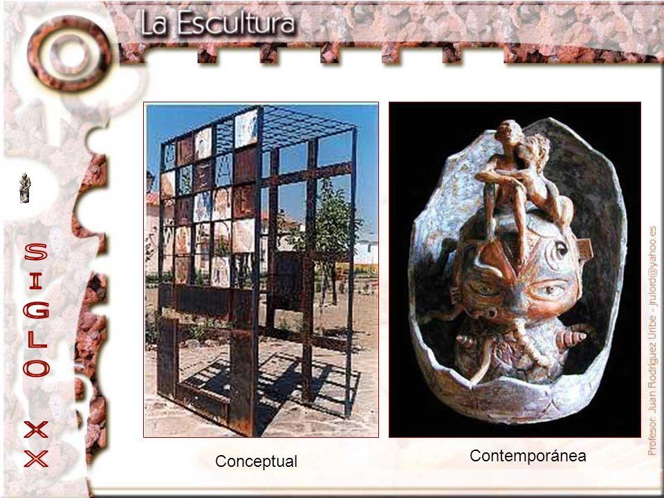 Conceptual Contemporánea
