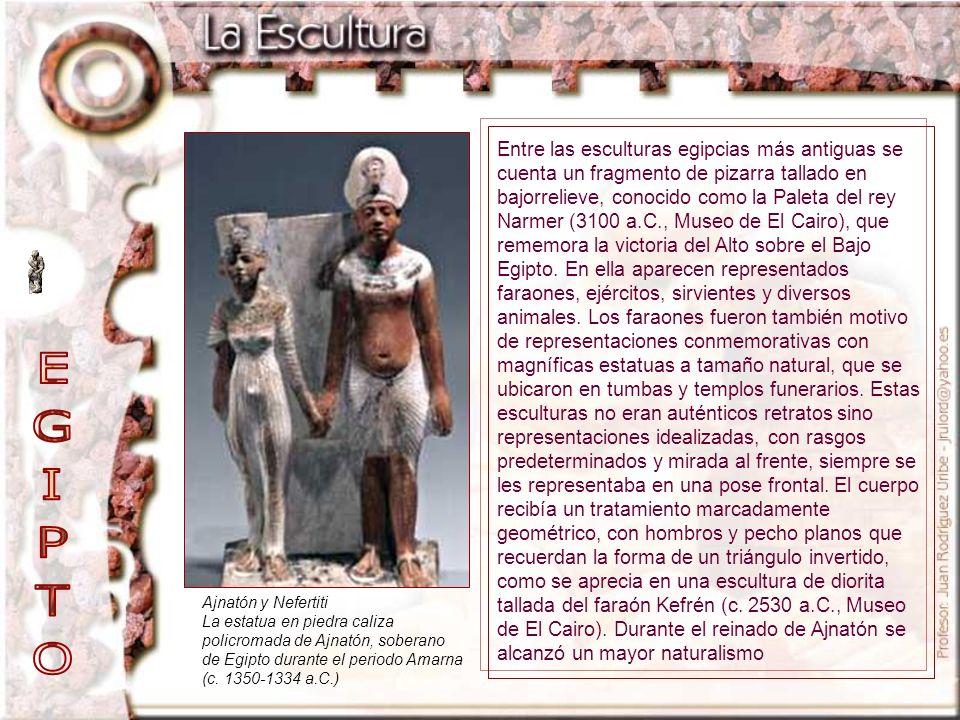 El arte mesopotámico es producto de varias civilizaciones: la sumeria, la acadia, la babilónica y la asiria.