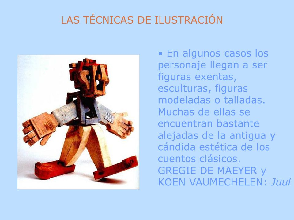 En algunos casos los personaje llegan a ser figuras exentas, esculturas, figuras modeladas o talladas. Muchas de ellas se encuentran bastante alejadas